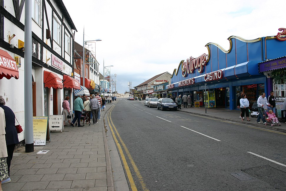 Mablethorpe Town Centre
